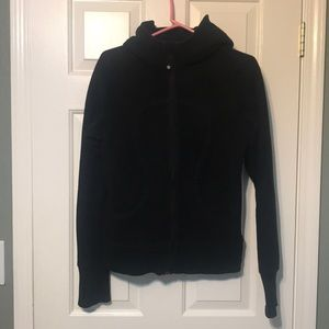 Lululemon jacket black